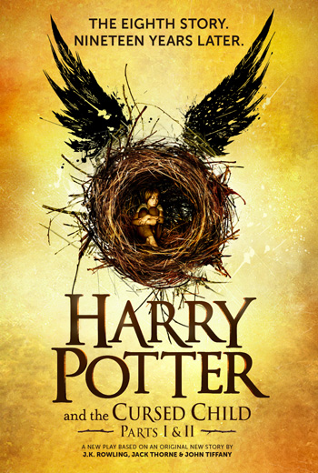Harry Potter and the Cursed Child movie poster