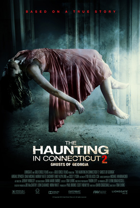 Haunting in Connecticut 2 movie poster