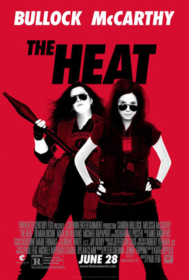 Heat movie poster