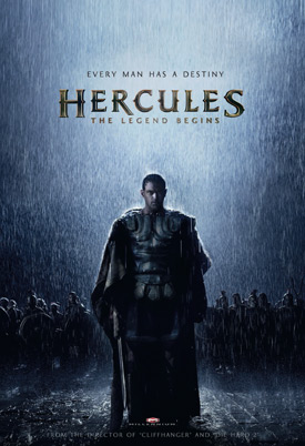 Hercules: The Legend Begins poster