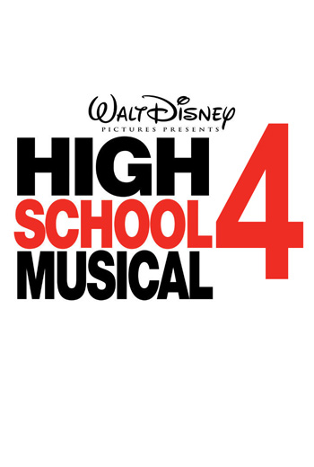 High School Musical 4 movie poster