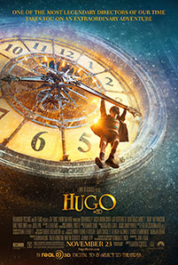 Hugo Cabret movie poster