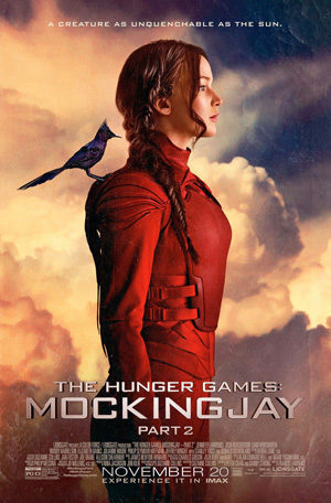 The Hunger Games: Mockingjay – Part 2 movie poster