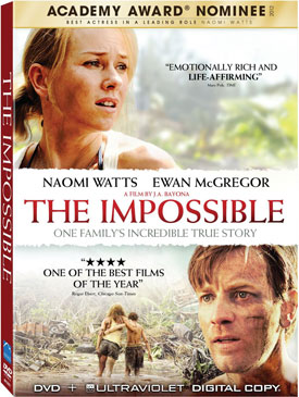 The Impossible movie poster