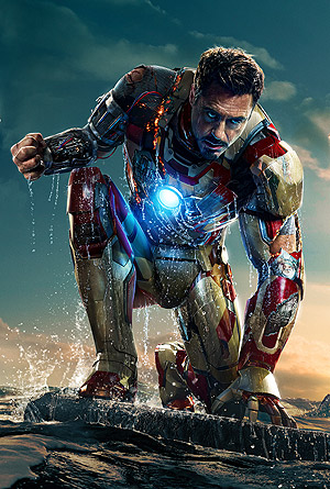 Iron Man 4 movie poster