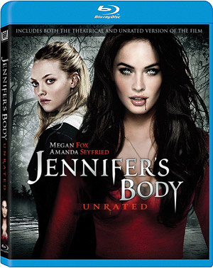 Jennifer's Body Unrated Blu-ray