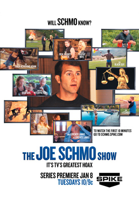 The Joe Schmo Show TV poster
