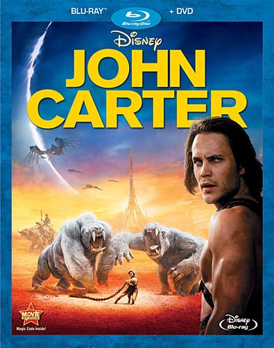 John Carter movie poster