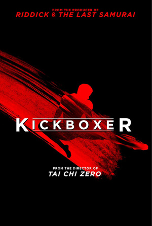 Kickboxer remake movie poster