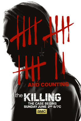 The Killing TV poster