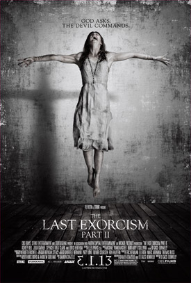 The Last Exorcism Part 2 movie poster