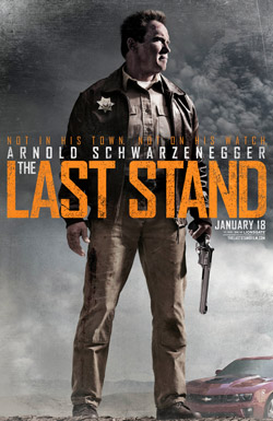 Last Stand movie poster