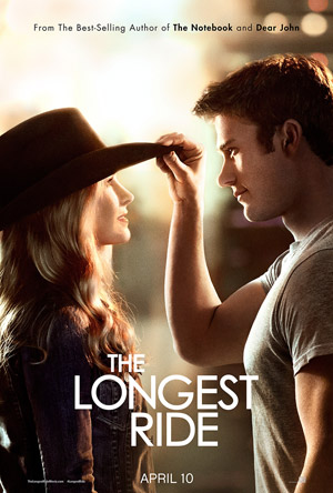 The Longest Ride movie poster