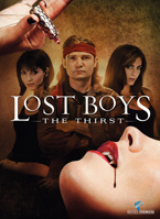 Lost Boys: The Thirst DVD cover