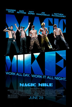Magic Mike movie poster