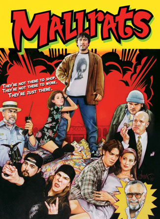 Mallrats 2 movie poster