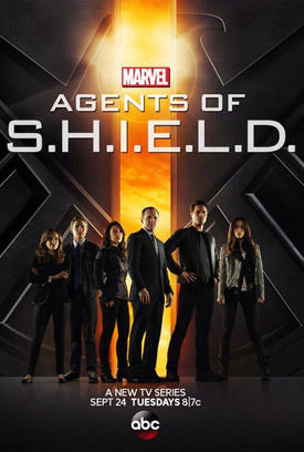 Marvel's Agents of S.H.I.E.L.D. TV poster
