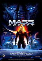 Mass Effect movie poster