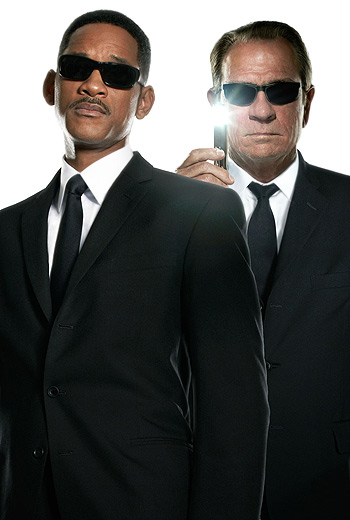 Men in Black 4 movie poster