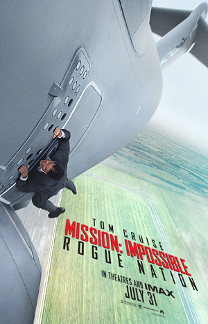 Mission: Impossible 5 movie poster