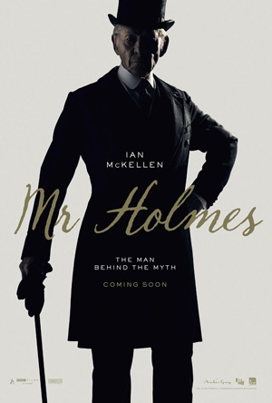 Mr. Holmes movie poster