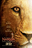 the chronicles of narnia the voyage of the dawn treader poster