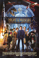 Night at the Museum 2 movie poster