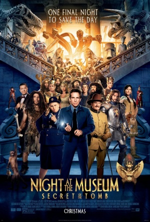 Night at the Museum 3 movie poster
