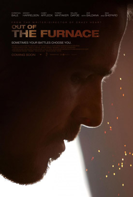 Out of the Furnace movie poster