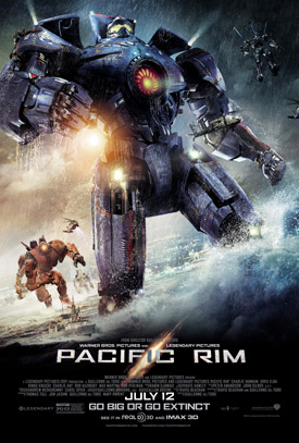 Pacific Rim 2 movie poster
