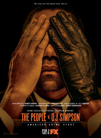 American Crime Story: The People v. O.J. Simpson movie poster