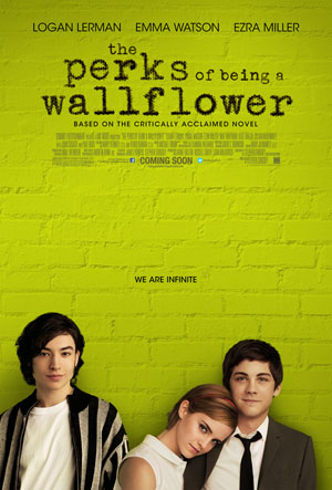 The Perks of Being a Wallflower movie poster