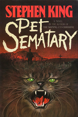 Pet Sematary Remake movie poster
