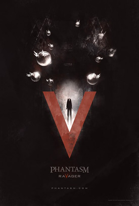Phantasm V: Ravager movie poster