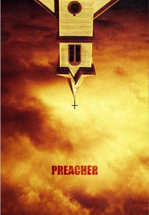 Preacher TV poster