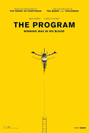 The Program movie poster