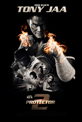 The Protector 2 movie poster