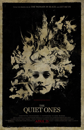 The Quiet Ones movie poster
