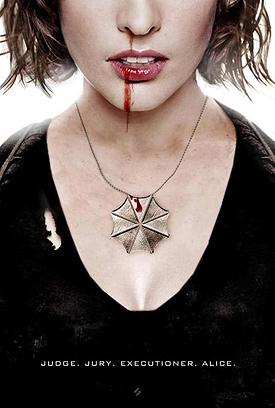 Resident Evil 6 movie poster