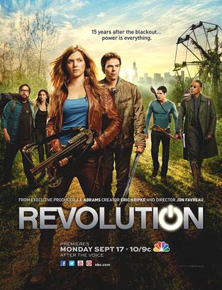 Revolution TV poster