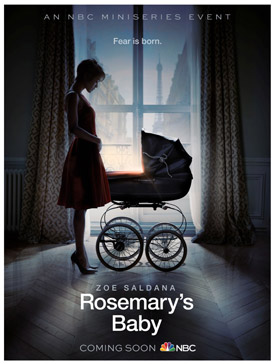 Rosemary's Baby TV poster
