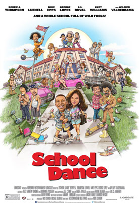 School Dance movie poster