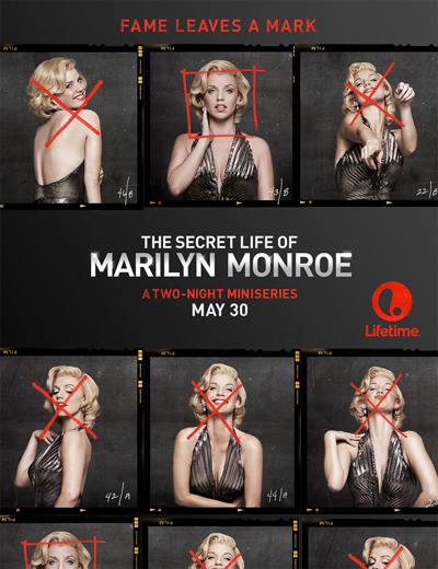 The Secret Life of Marilyn Monroe movie poster