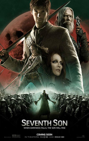 Seventh Son movie poster