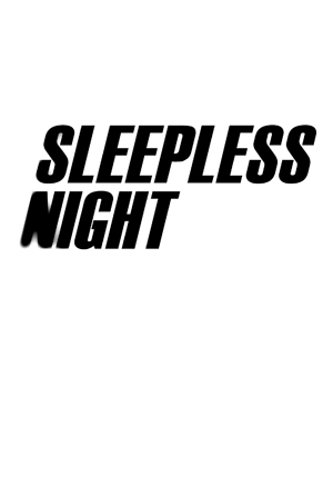 Sleepless Night movie poster