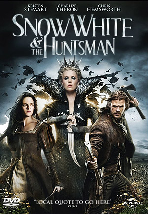 Snow White and the Huntsman movie poster