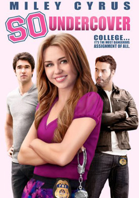 So Undercover movie poster