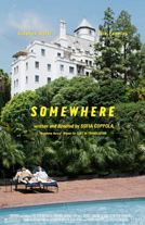 Somewhere movie poster