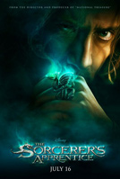 Sorcerer's Apprentice movie poster