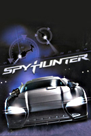 Spy Hunter movie poster